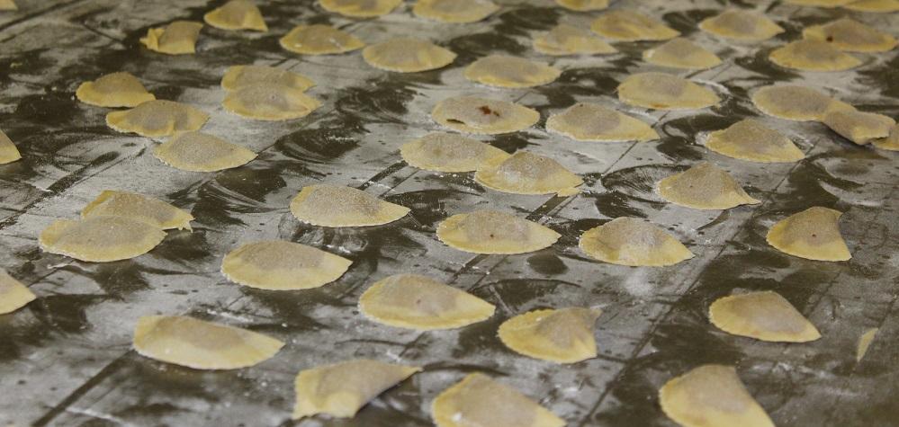 Rufioi i dolci tipici di Verona pronti per la cottura