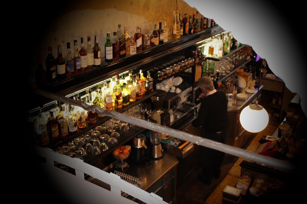 Caffè Yannoh allo Sciò rum interno del locale