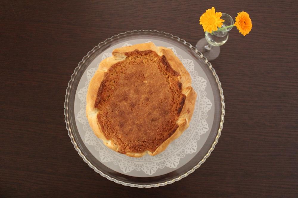 torta russa specialità dell'enograstronomia veronese