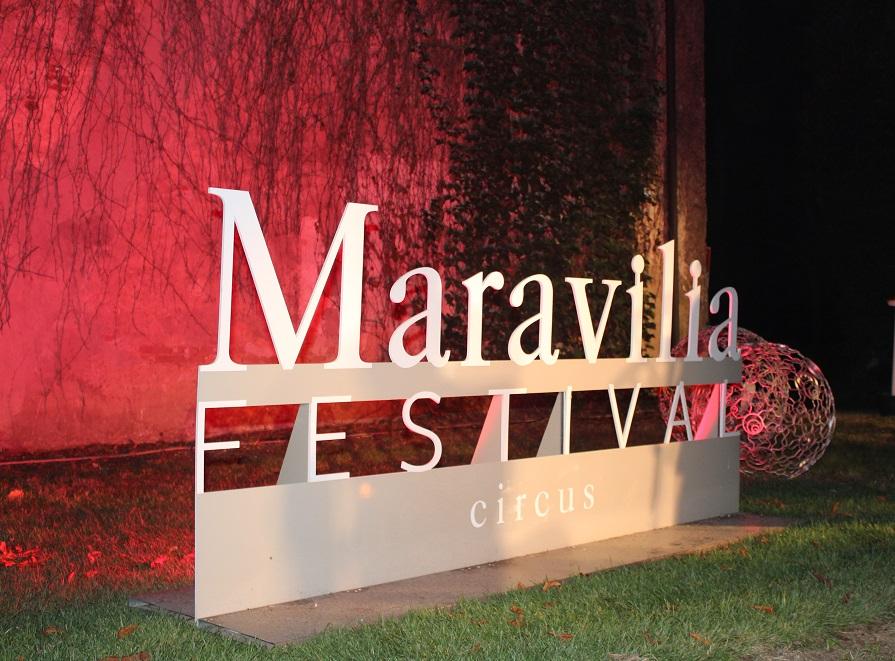 Sagra de l'Anara Pitanara e Maravilia Festival, insegna