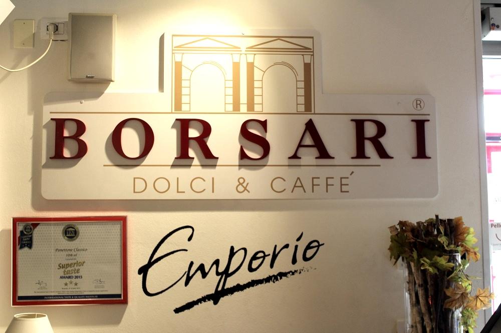 Emporio Borsari il miglior Panettone