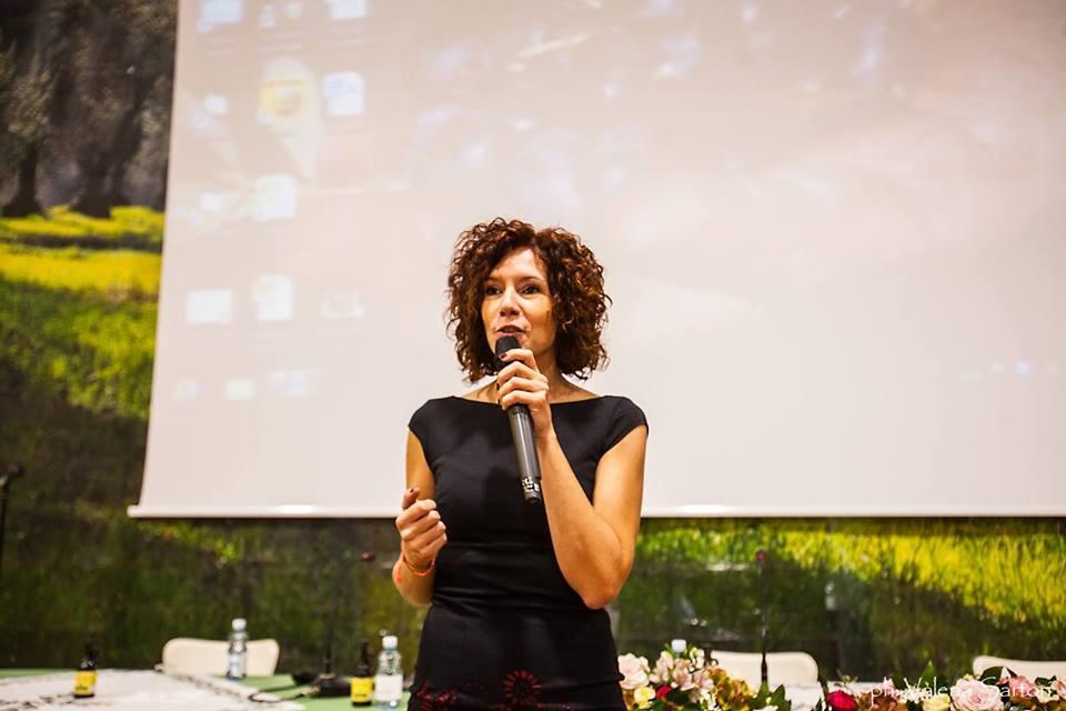 Giulia Bezzi intervistata da Silla e Pepe per la festa della donna