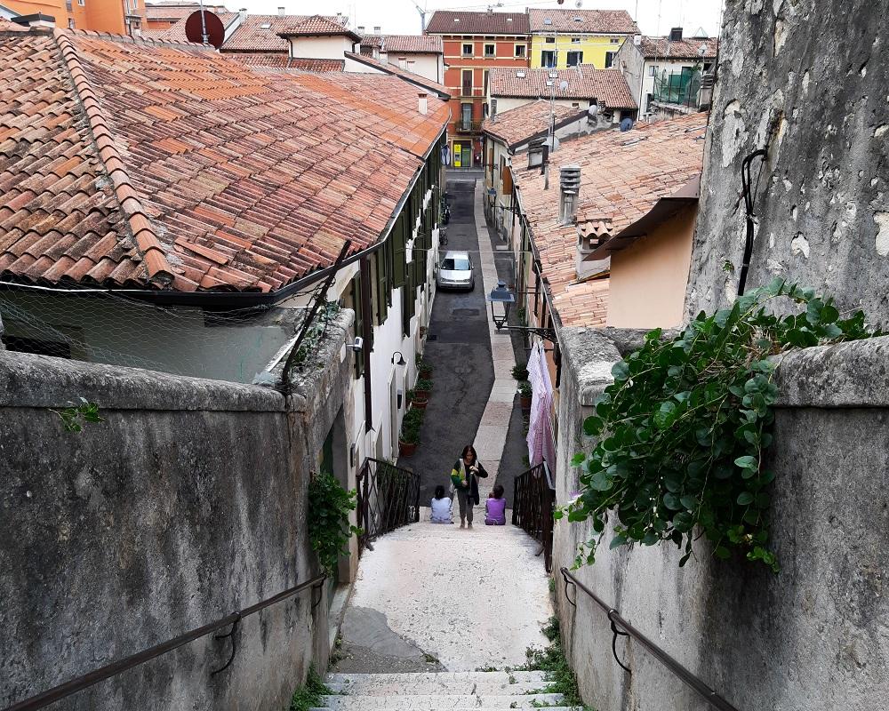 scorcio di Veronetta, Verona cosa vedere