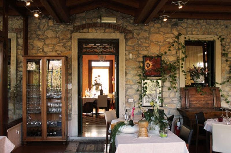 locanda La Colla uno dei ristoranti di pesce a Verona