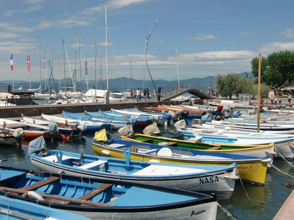 porto di Bardolino cosa vedere al lago di Garda