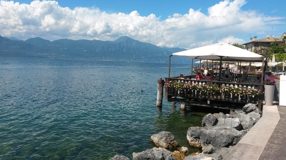 scorcio lago di Garda