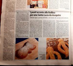 Verona Federe articolo sui Puoti di Santa Lucia