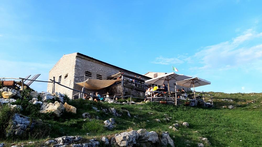Malga Pralongo Monte Baldo