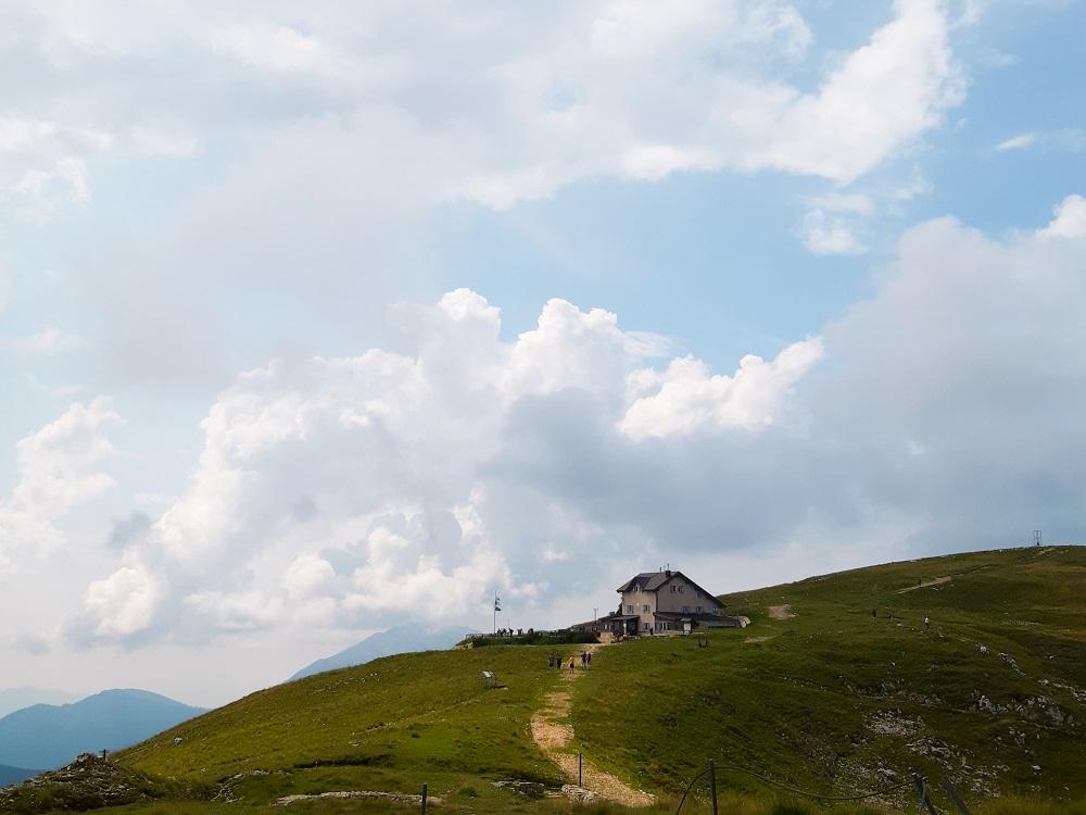 rifugio Altissimo Monte Baldo